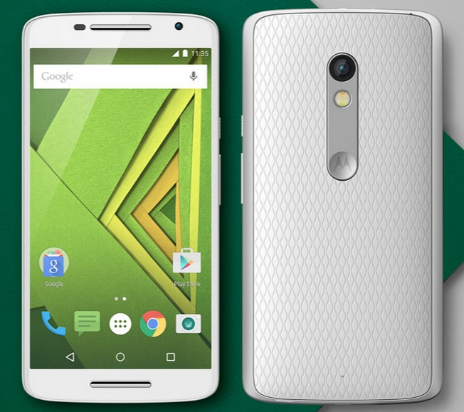Motorola to live stream the Moto X Play India launch live