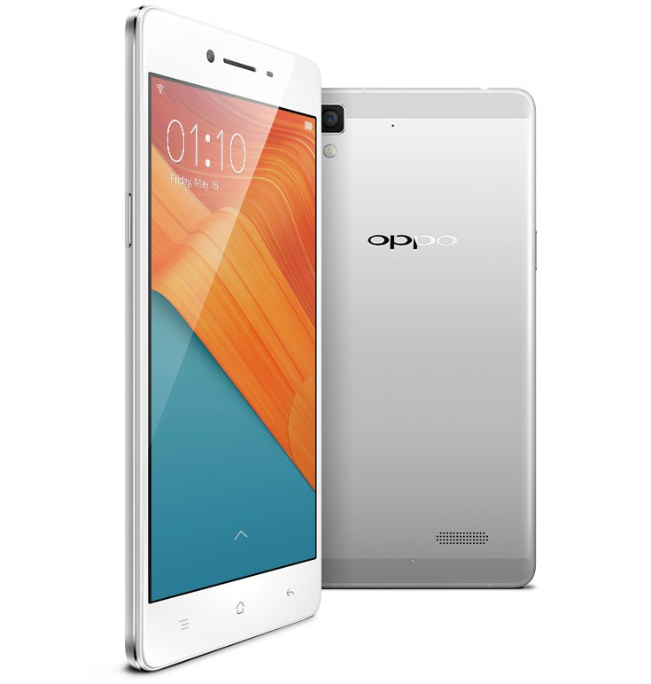 Oppo R7 Lite with 5 inch screen launched in India at Rs. 17,990