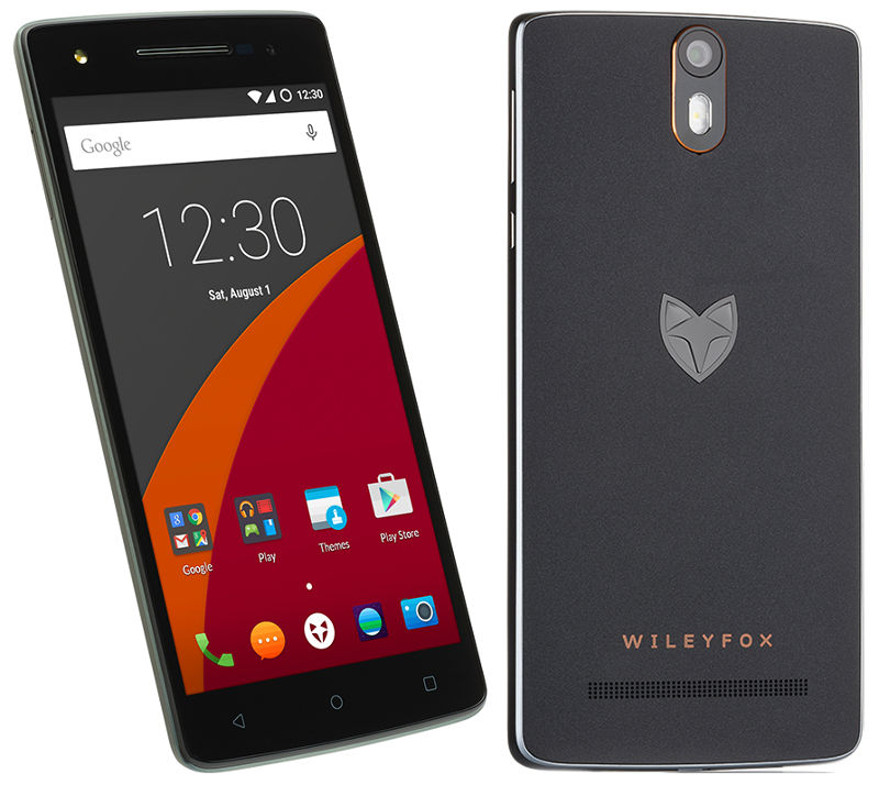 Wileyfox Storm with Cyanonogen OS announced in UK