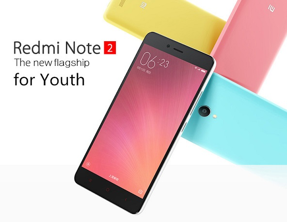 Xiaomi RedMi Note 2 4G up for pre-order on GearBest for $205