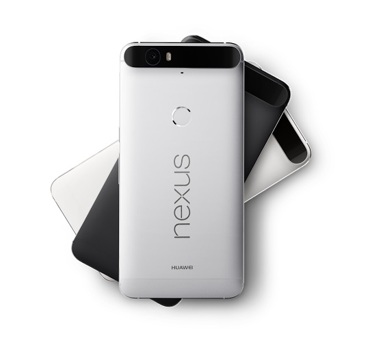 Huawei Made Google Nexus 6P with QHD screen announced