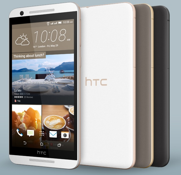 HTC One E9s Dual Sim with 4G LTE available in India for Rs. 18,466