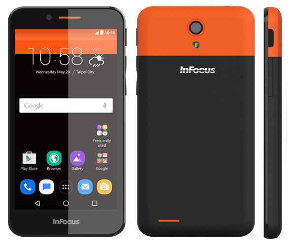 Make in India: InFocus M260 launched in India for Rs. 3,999 on Snapdeal