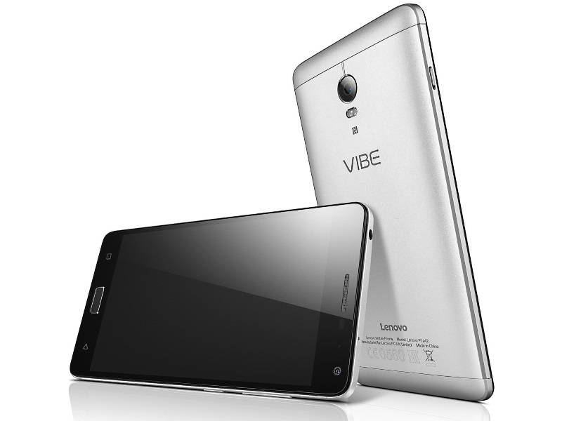 Lenovo Vibe P1 with Fingerprint sensor launched in India at Rs. 15,999