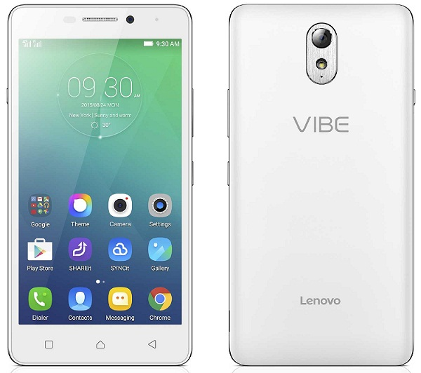 Lenovo Vibe P1m to be available via Open Sale in India on Flipkart on 9 November