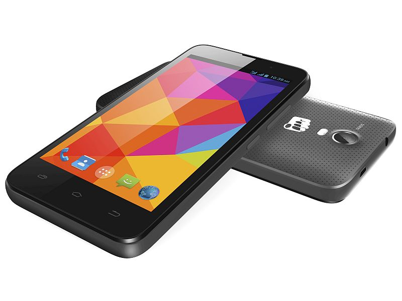 Budget smartphone Micromax Bolt Q339 with 3G launched at Rs. 3,499