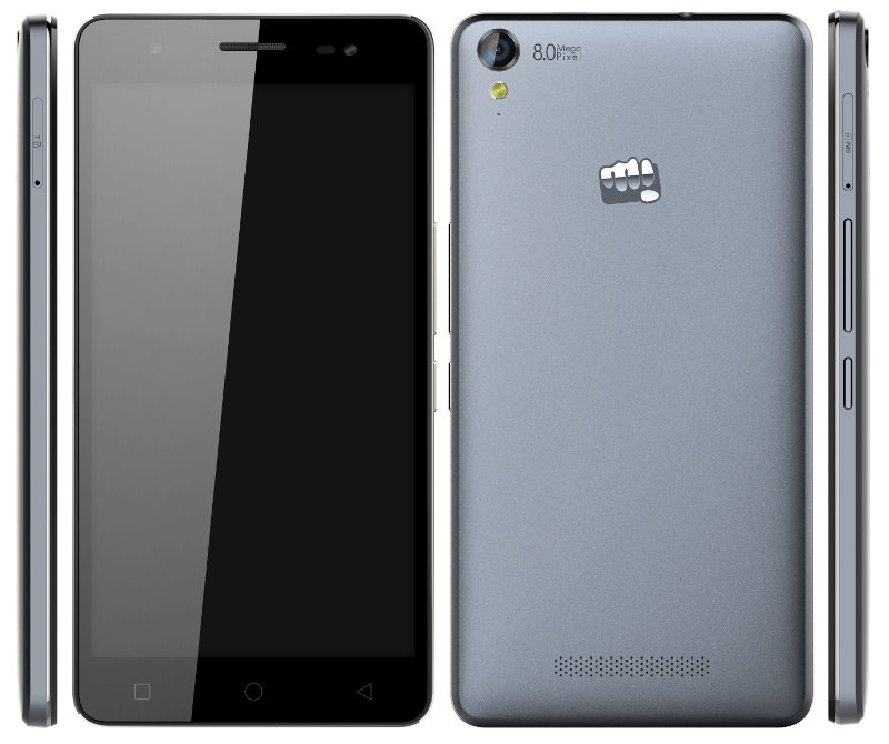 Micromax Canvas Juice 3+ Q394 now available in India for Rs. 9,450