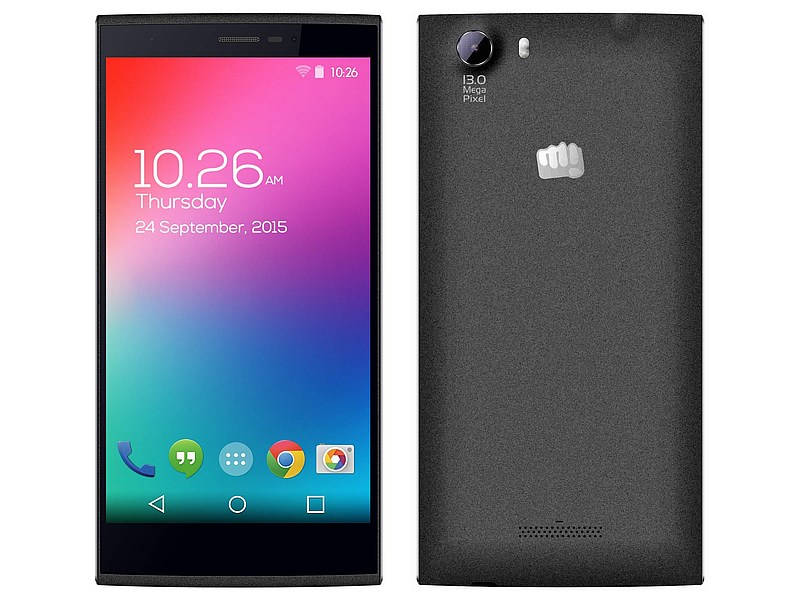 Micromax Canvas Play 4G Q469 launched in India for Rs. 12,499