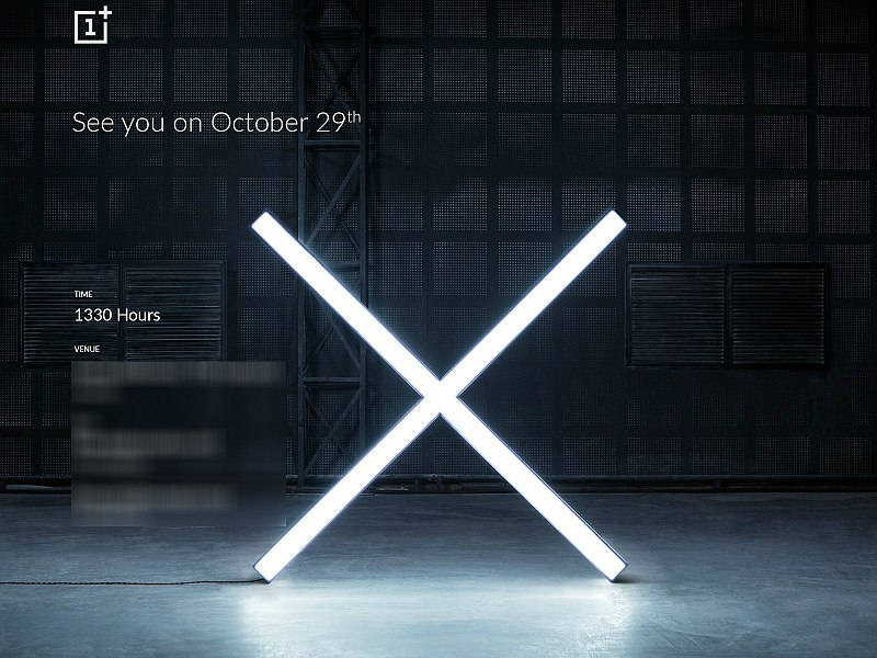 OnePlus to launch OnePlus X in India on 29 October