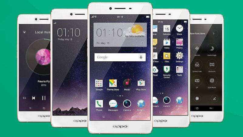 Oppo R7s with 4GB RAM, 5.5 inch FHD screen announced in Dubai