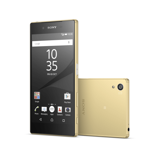 Sony Xperia Z5 Premium Dual with 4K screen listed on official Sony India website