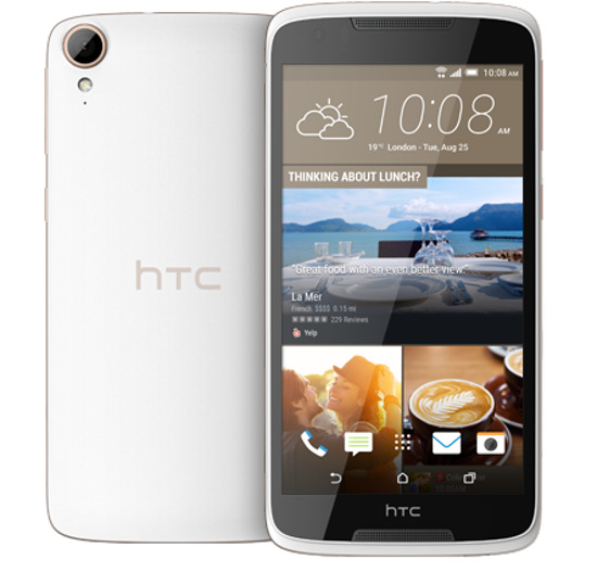 HTC Desire 828 with 3GB RAM + 32GB storage available in India at Rs. 19,990