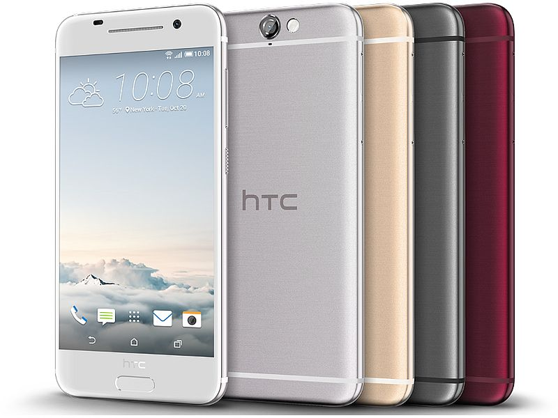 HTC One A9 announced in India, price in India not revealed