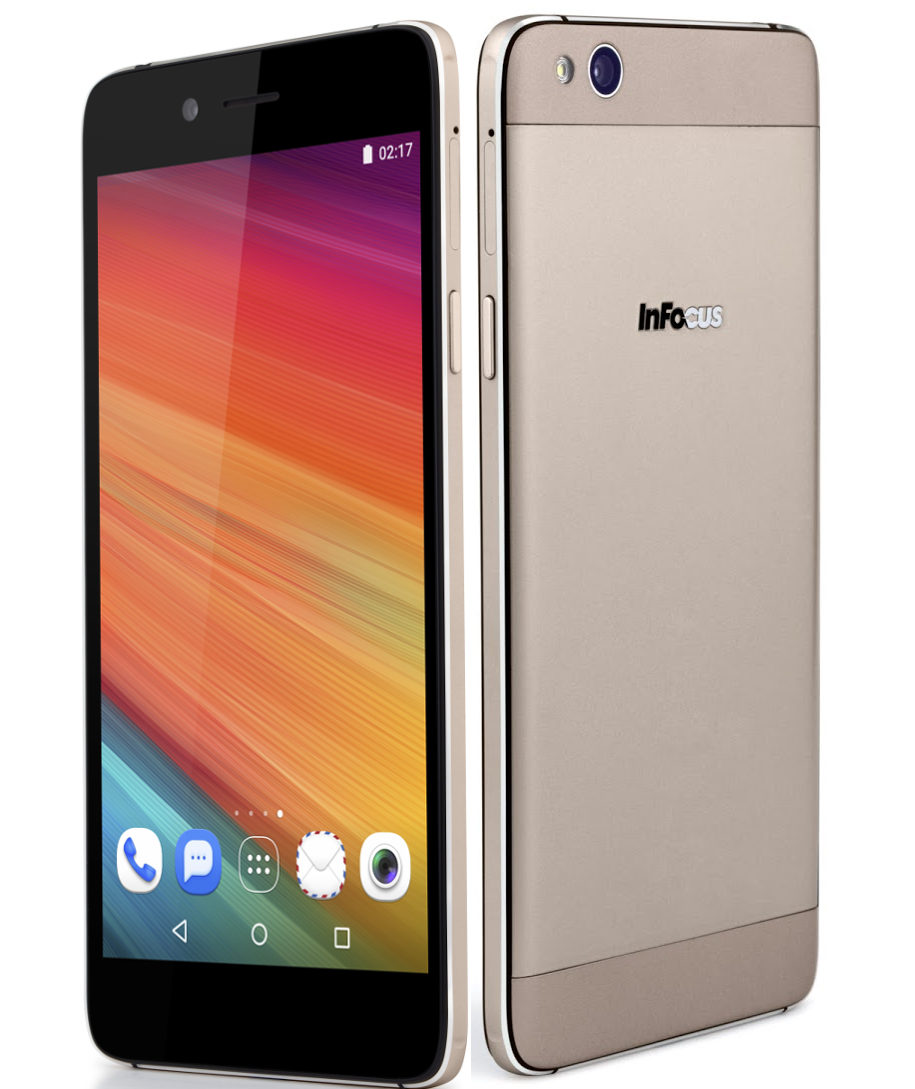 InFocus M535 with Metallic Body priced at Rs. 9,999, launched in India