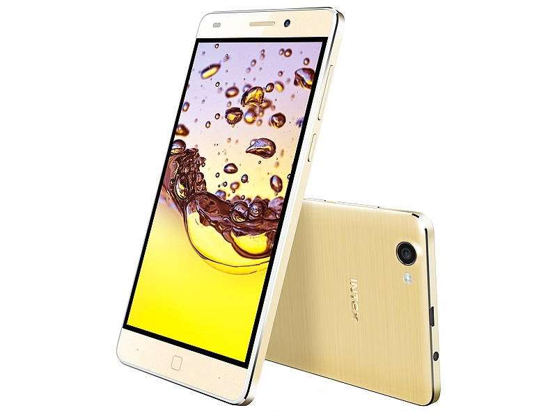 Intex Aqua Super 4G with 3GB RAM launched in India, priced at Rs. 10,390