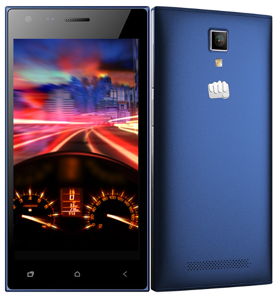 Micromax Canvas Xpress 4G Q413 launched in India via Flipkart for Rs. 6,599