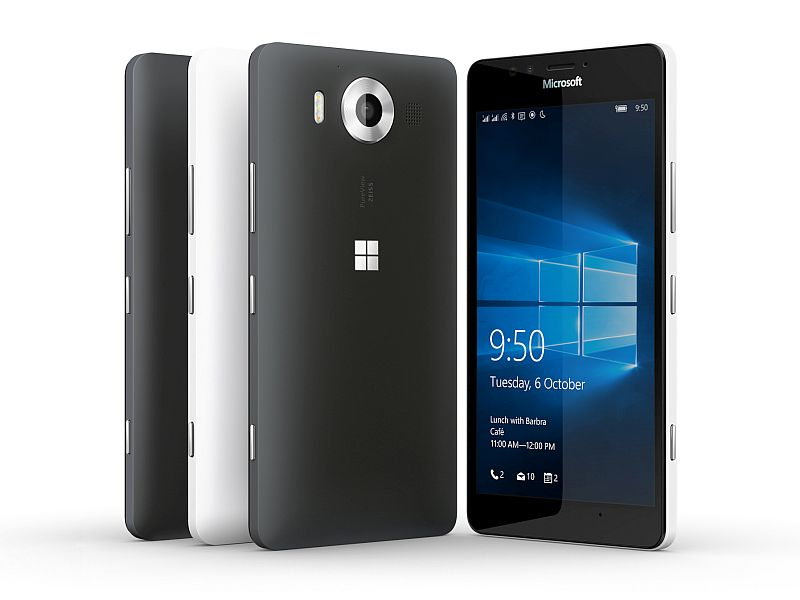 Microsoft Lumia 950 and Lumia 950XL to be launched in India next month