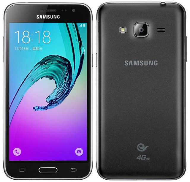 Samsung Galaxy J3 SM-J3109 with 4G goes official in China