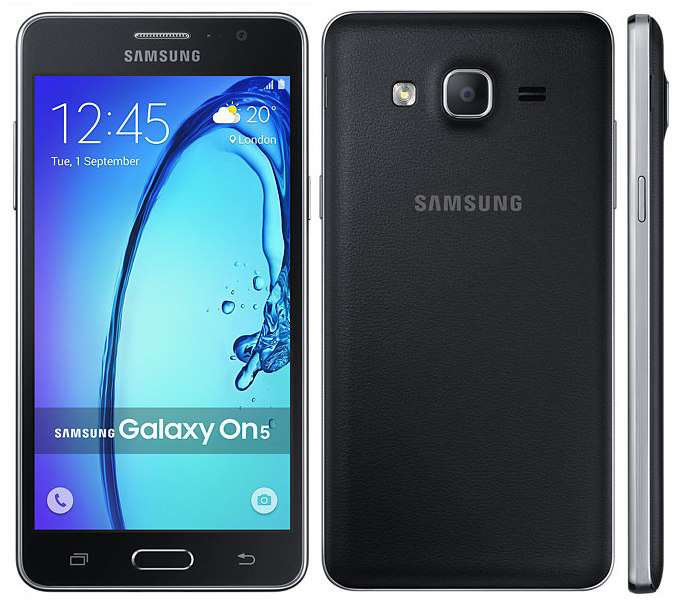 Samsung Galaxy On5 launched in India via Flipkart for Rs. 8,990