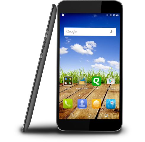 Micromax Canvas Amaze 4G Q395 listed on company website, price unknown