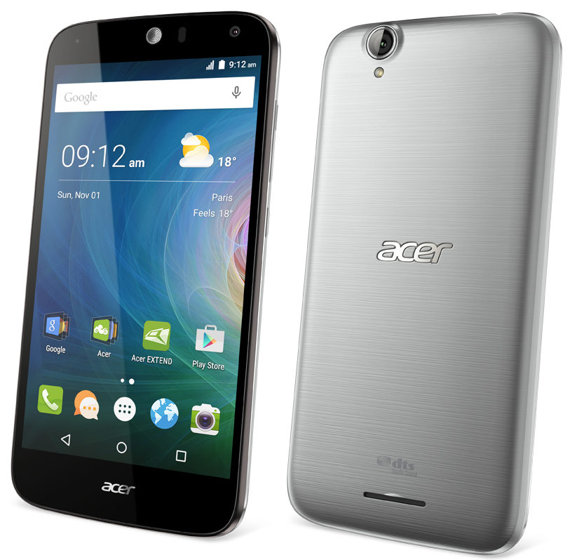 Acer Liquid Z630s Specifications and Features