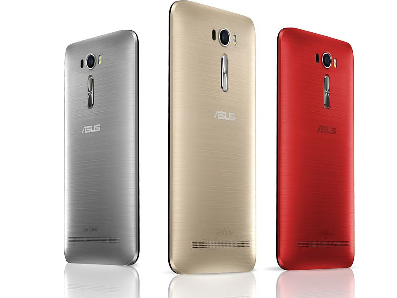 Asus Zenfone 2 Laser 5.5 ZE550KL with 3GB RAM available in India for Rs. 13,999