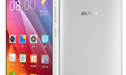 Gionee Marathon M5 Plus with Fingerprint sensor launched in China