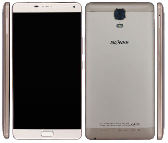 Gionee Marathon M5 Plus specs leaked, to be announced on 21st December