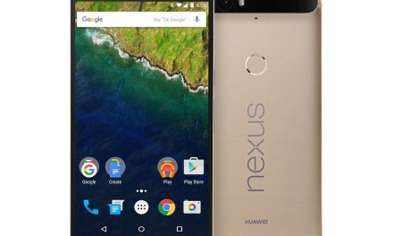 Huawei Nexus 6P Special Edition 64GB Gold color up for pre-order in India