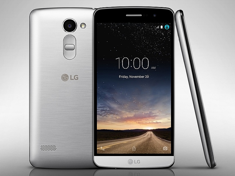 LG Ray with 5.5 inch HD Screen, 13 MP camera announced