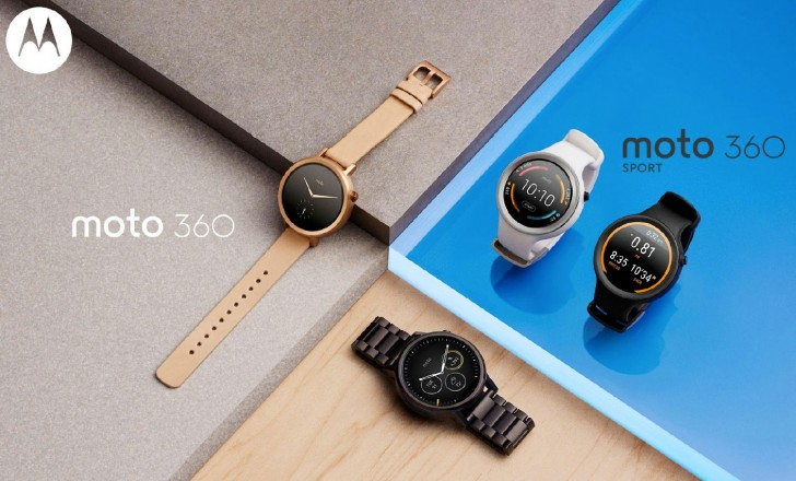 Motorola Moto 360 (2nd Gen) smartwatch now available via Flipkart and Myntra