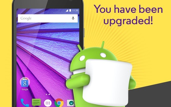 Motorola Moto G (3rd Gen) gets Android 6 Marshmallow update in India