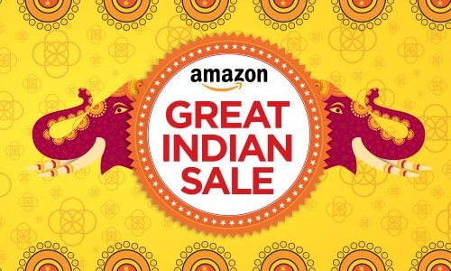 Amazon 'Great Indian Sale' starts midnight, goes on till 23rd