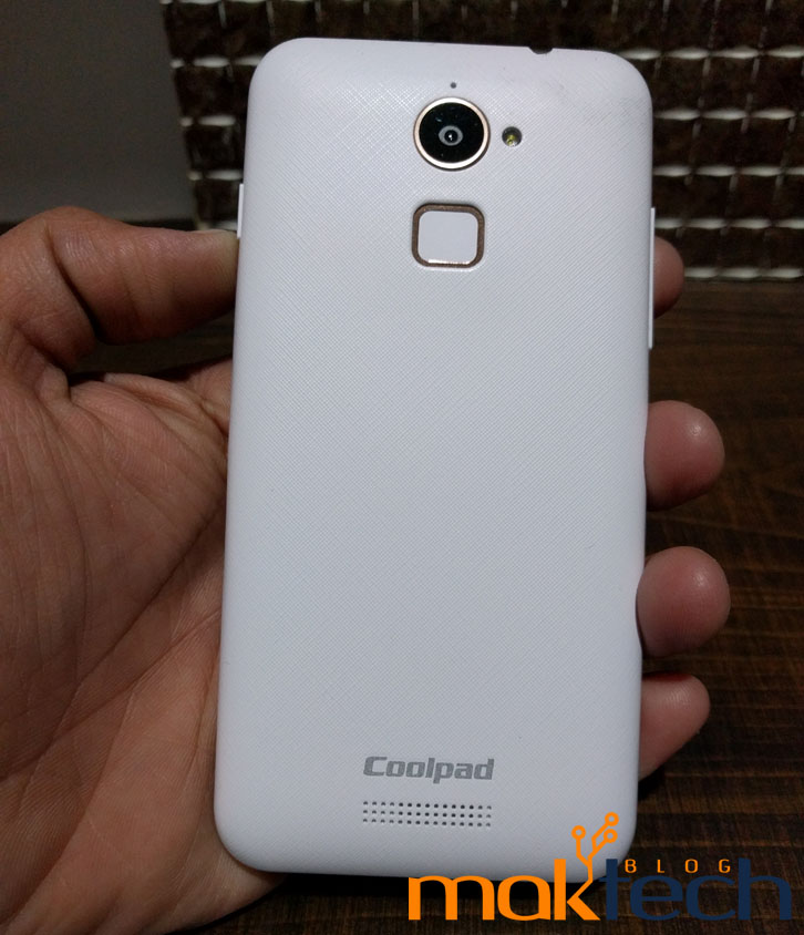 Coolpad Note3 Lite Back