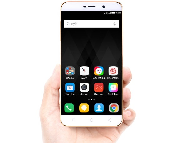 Coolpad Note 3 Lite with 5 inch screen launched in India at Rs. 6,999