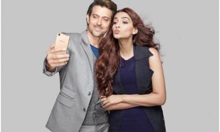 OPPO ropes Hrithik Roshan and Sonam Kapoor as Brand Ambassadors for South Asia