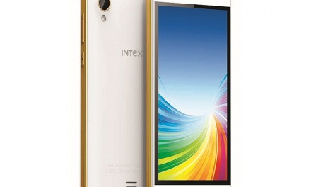 Intex Cloud 4G Smart with 5 inch screen launched in India at Rs. 4,999
