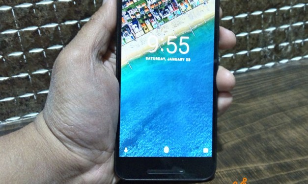 LG Nexus 5X Indian Retail unit : Hands-On and First impressions