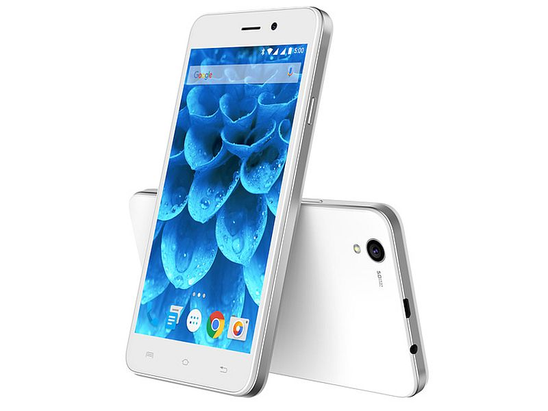 Lava Iris Atom 3 with 5 inch screen, 5 MP camera launched at Rs. 4,899