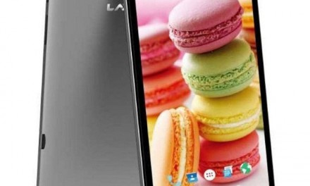 Lava Ivory M4 tablet with 8 inch screen launched at Rs. 9,299