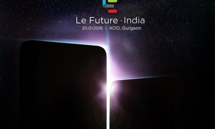 LeTV to launch its first smartphone in India, LeTV Le Max on 20 January