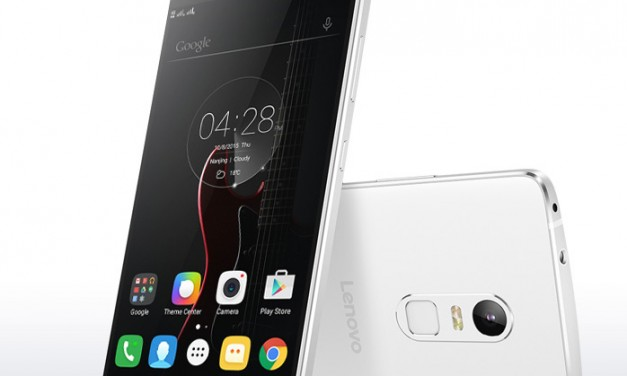 Lenovo Vibe X3 launched in India, priced at Rs. 19,999