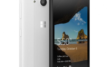 Microsoft Lumia 550 Dual launched in India at Rs. 9,399