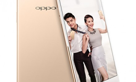 OPPO F1 with 5 inch HD screen goes official in Vietnam