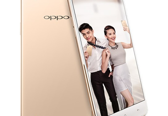 OPPO F1 with 8MP selfie camera launched in India, priced at Rs. 15,990