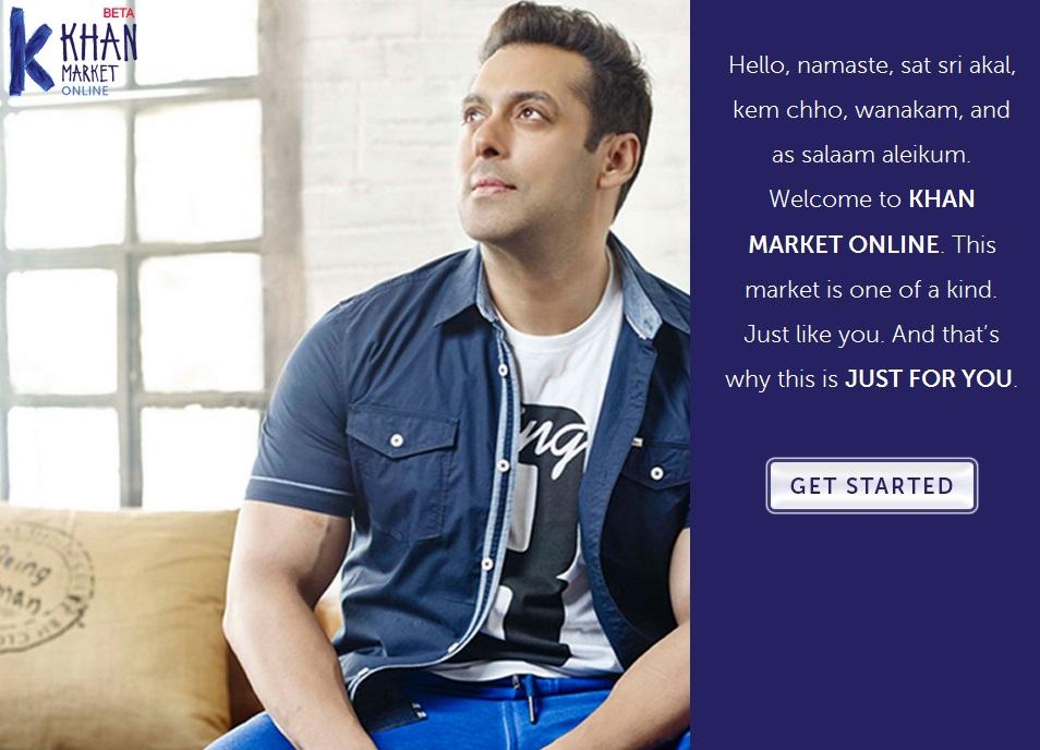 Salman Khan Market Online