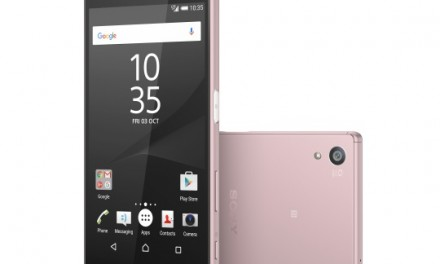 Sony Xperia Z5 launched in New pink color variant