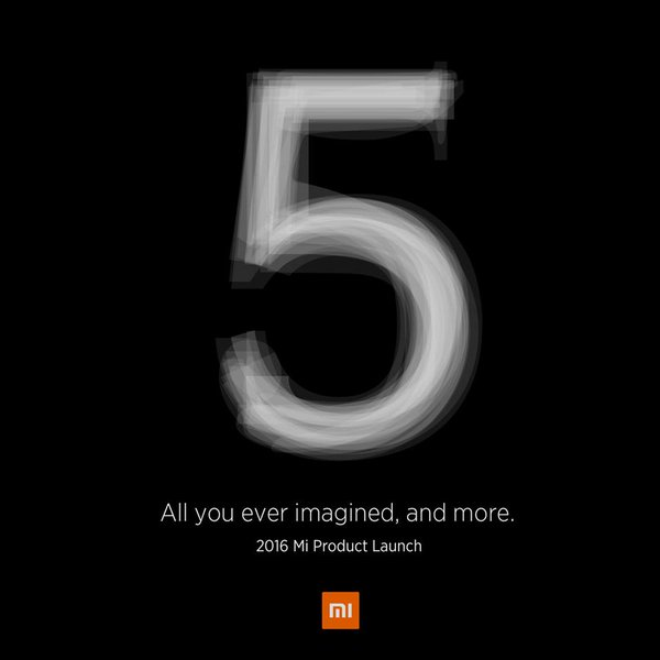 Xiaomi to launch its flagship, Xiaomi Mi5 in China on 24 February