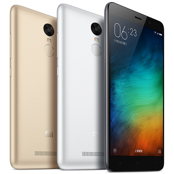 Xiaomi Redmi Note 3 with Snapdragon 650 SoC announced in China