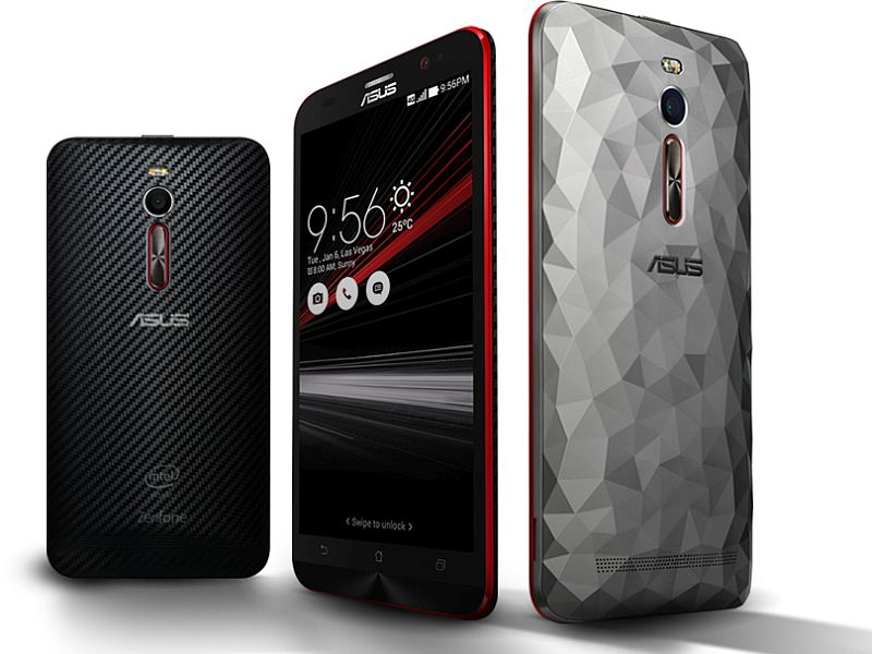 Asus Zenfone 2 Deluxe Special Edition with Intel Z3590 SoC announced